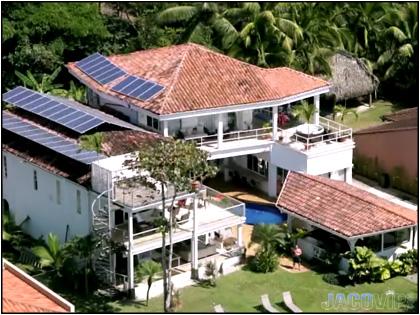 Casa Blanca Beach House Al In Jaco Costa Rica