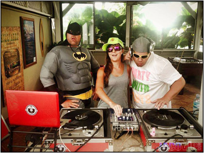 DJ Service at Casa Blanca in Jaco