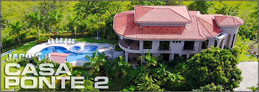 Casa Ponte Jaco Beach Costa Rica Bachelor Party Sky View