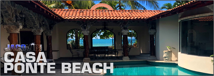 Casa Ponte Beach Previously Villa Encantada In Jaco Costa Rica