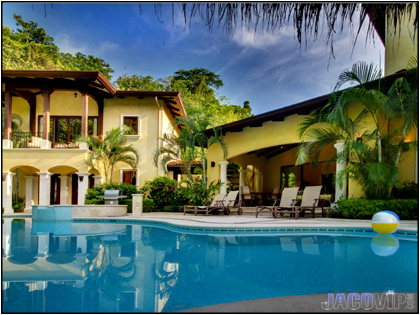 Los suenos vacation rentals with jaco vip casa tropical for Vacation homes for rent in costa rica