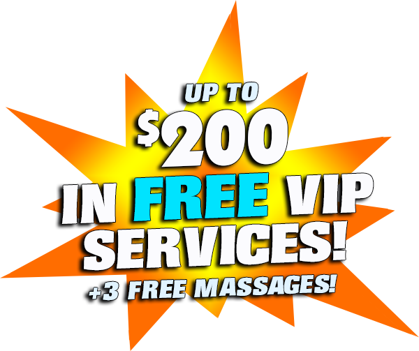 up to $250 in free Jaco VIP services