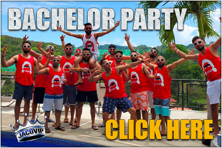 Link to Jaco Beach Bachelor Party in Costa Rica