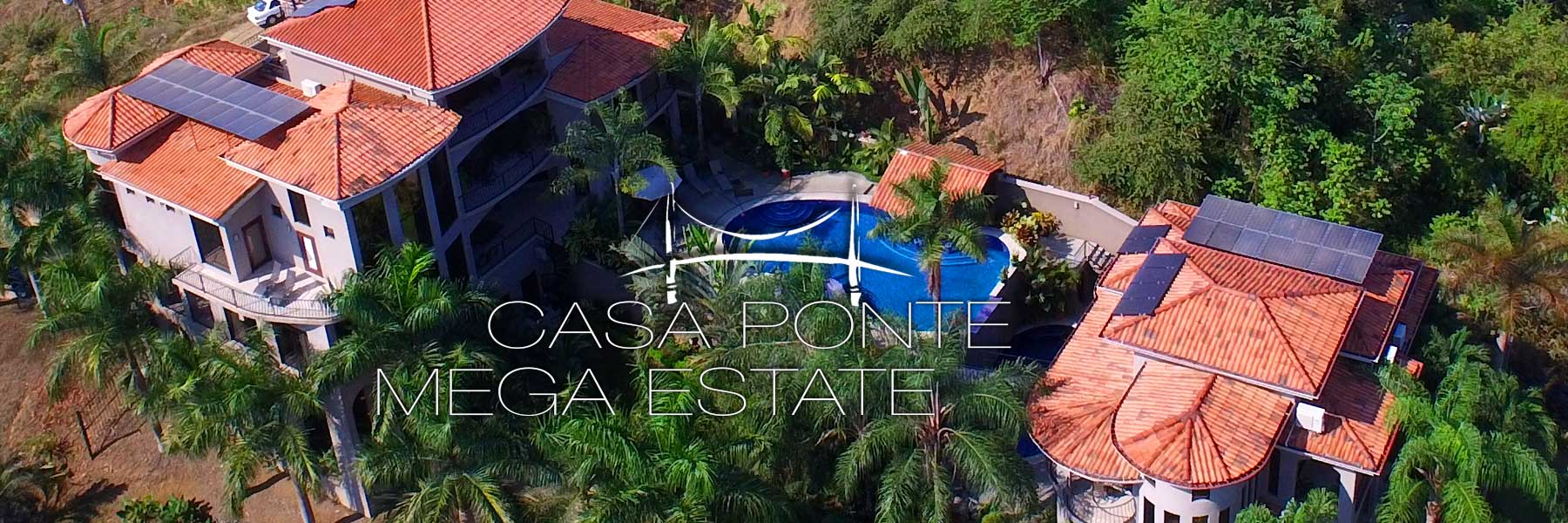 Jaco Beach House Luxury Mansion Vacation Villa Rentals in Costa Rica