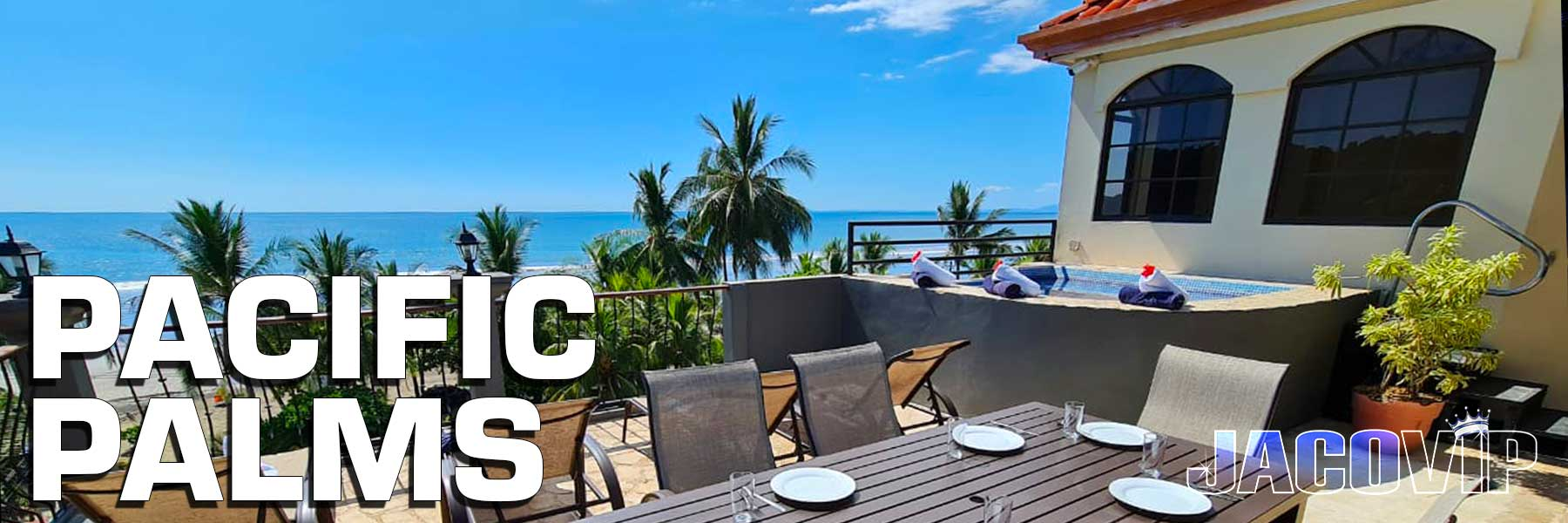 Pacific Palms vacation rental villa in Jaco Beach