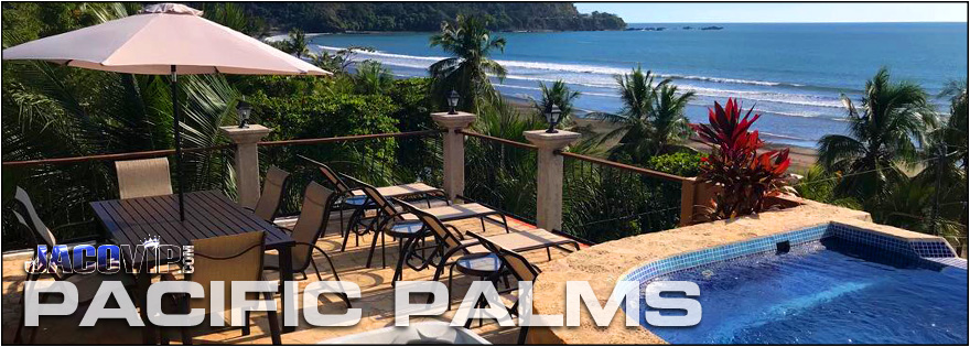 Pacific Palms Vacation Al In Jaco Beach