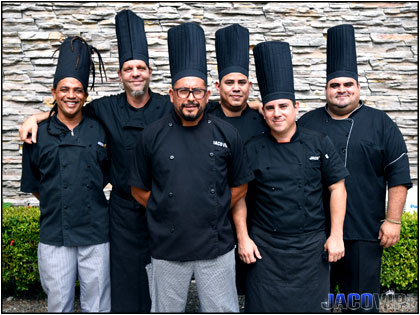 Jaco VIP Chef Service in COsta Rica