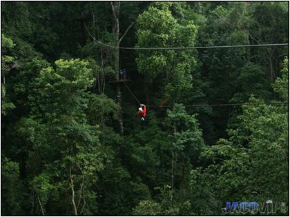 Zipline canopy tour in Jaco Costa Rica & Zipline Canopy Tour in Jaco Beach and Los Suenos Costa Rica with ...